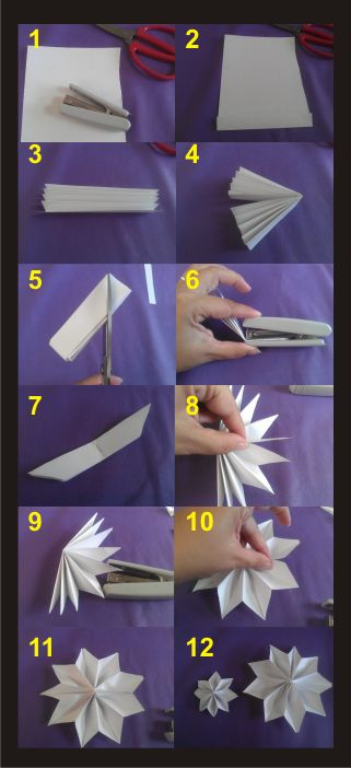 Guirnalda de flores de papel | Aprender manualidades es facilisimo.com