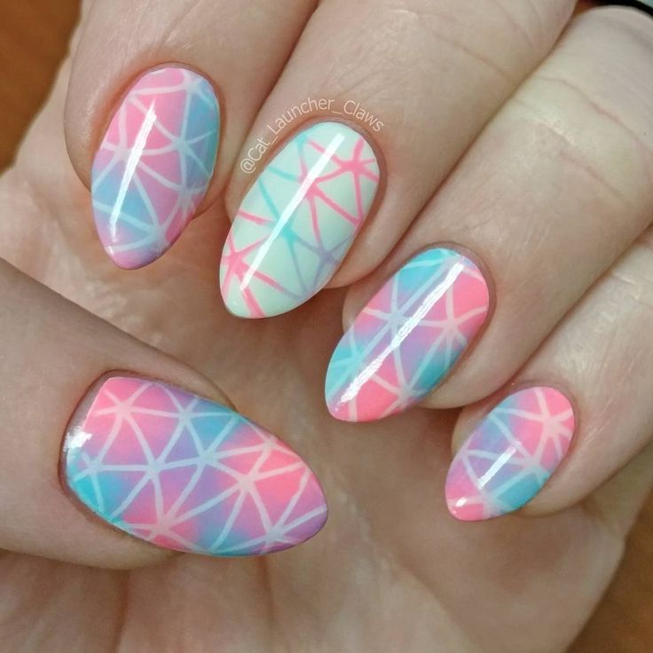 Cotton Candy Mountain Pants Nails - Best 25+ Cotton Candy Nails Ideas On Pinterest Pretty Nails