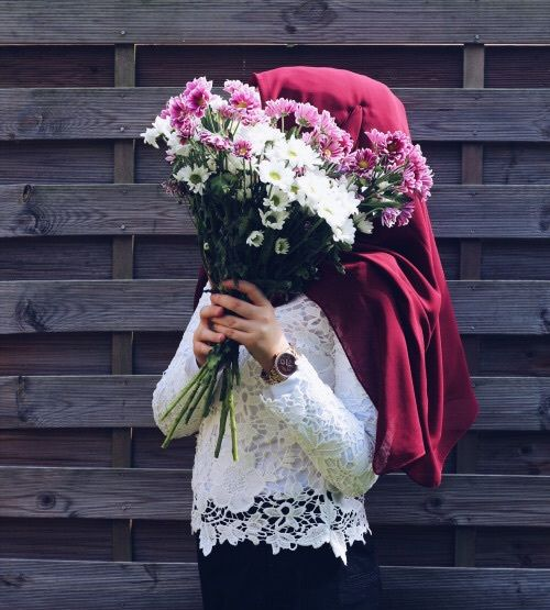 รูปภาพ hijab and style