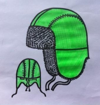 Мастер-класс: Моделирование шапки-ушанки