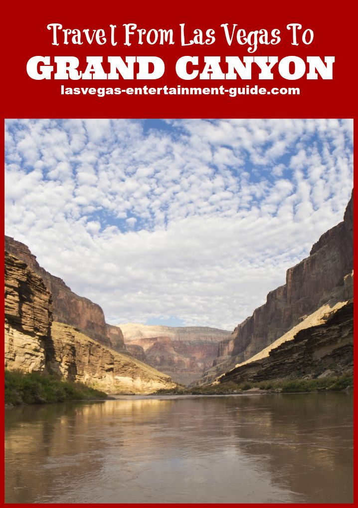 est Grand Canyon tours from Las Vegas! There are so many things to see and do at all three  Rims.