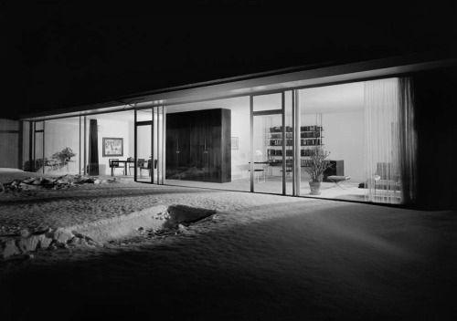 321. Philip Johnson /// Johnson House (9 Ash Street) /// Cambridge, USA /// 1942