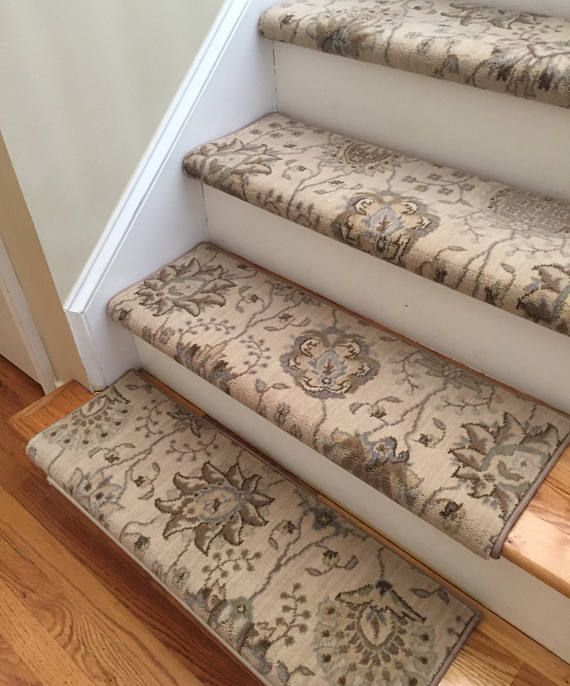 Best Wool Carpet Stair Treads Are Now Part Of Our True Bullnose 640 x 480