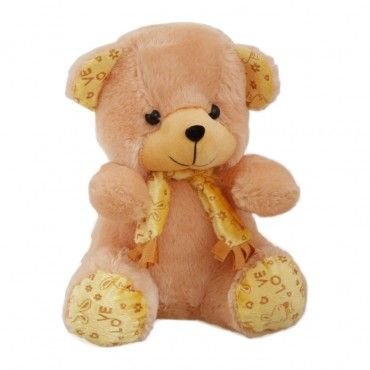 Cute Teddy: Camel Brown baby toys online