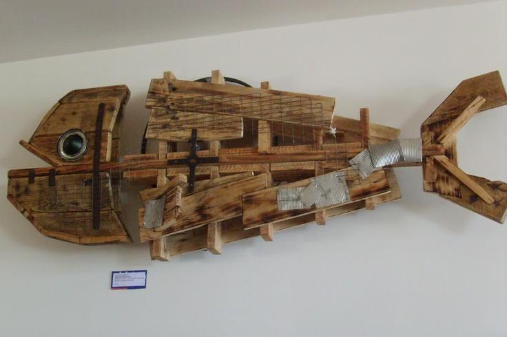 45 best images about AP 3D scrap wood sculpture on ...