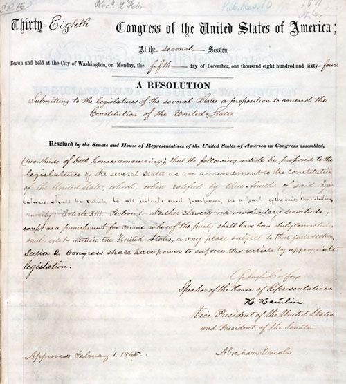 13th Amendment: Civil Wars, American Civil War, Retro Vintage History Lif, Legitim 13Th, American History, 13Th Amendment, Greaticonsgreatmo Inhistori, Historical Detective, Constitution