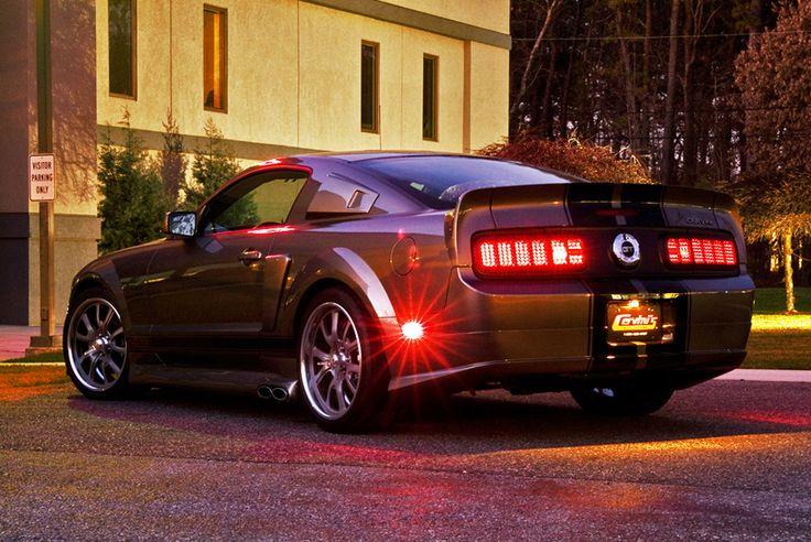 05-09 Mustang Tail Light Conversion Kit