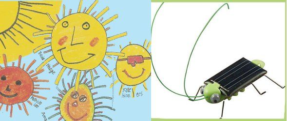 Easy solar energy projects for kids craft ideas for Solar energy projects for kids