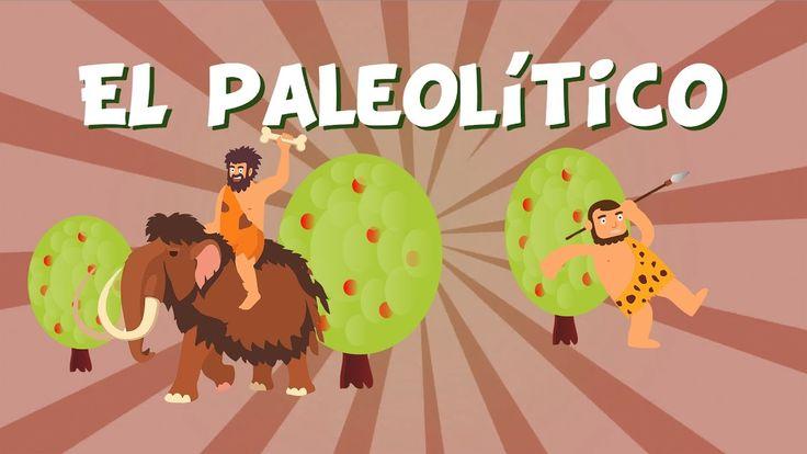 Hola amigos bienvenidos a un nuevo vídeo de Happy Learning… Hoy vamos a conocer la primera etapa de la prehistoria, hoy vamos a conocer … el paleolítico. Lo ...