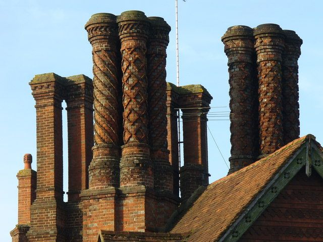 Architectural Chimney Tops : Best images about chimney pots on pinterest the roof