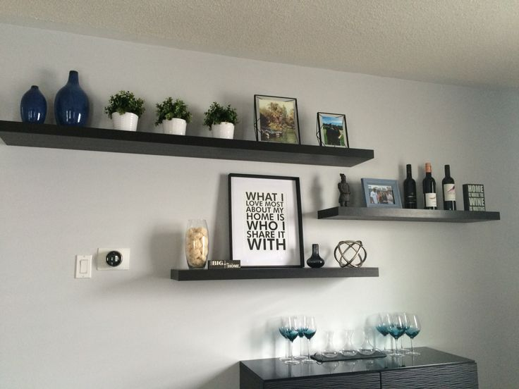 My dining room wall
