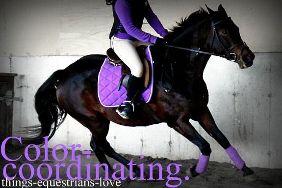 Purple tack!