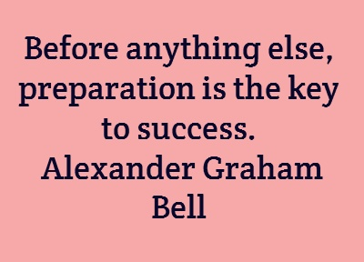 before anything else preparation is the key to success essay Most bar takers are more concerned with the essay portion of the test than anything else  of preparation for the first weeks of essay  before the bar exam.