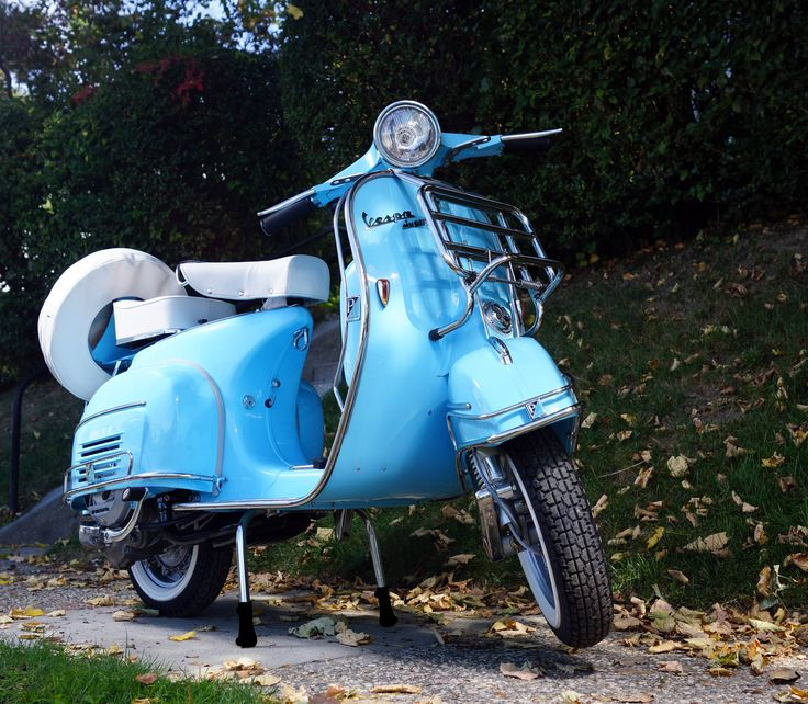 33 Best Images About Vespa Super 150 1965-1976 On