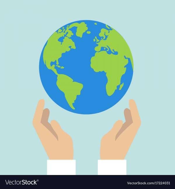 15 Flat Globe Vector Globe Vector Globe Icon Vector