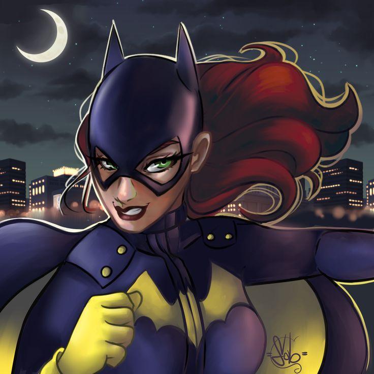 Batgirl Strega02 in DA http://fav.me/d8jzefl