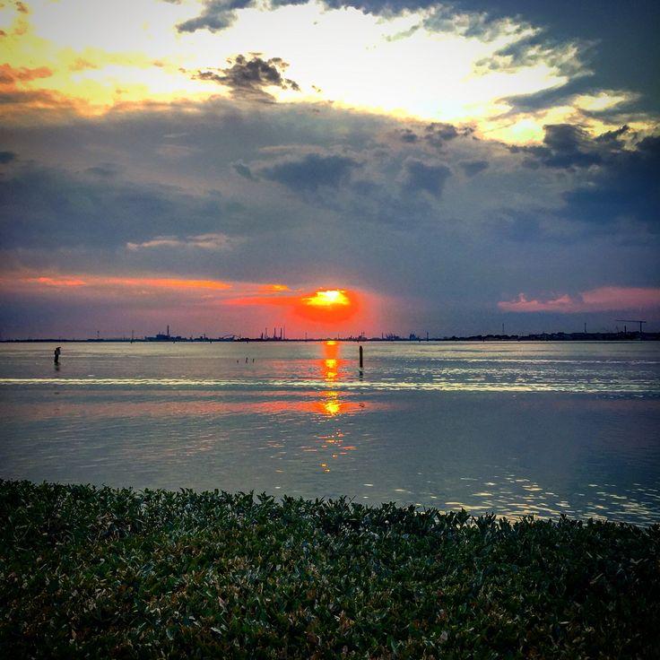 Un tramonto in una notte d'estate