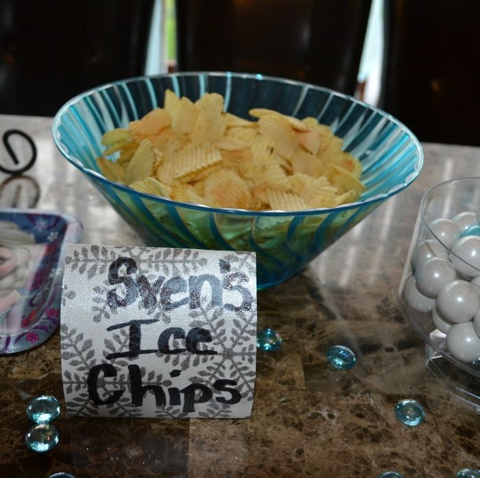 10 Disney Frozen Party Ideas - Food, Games And Fun