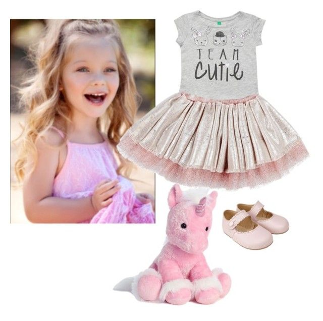 """""""Kids outfits #3"""" by mbubbles109 on Polyvore featuring House of Fraser and Oh Baby!"""