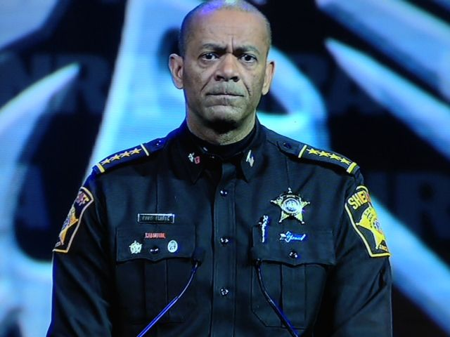 Chilling: Sheriff Clarke reveals exactly how gun confiscation can become REALITY