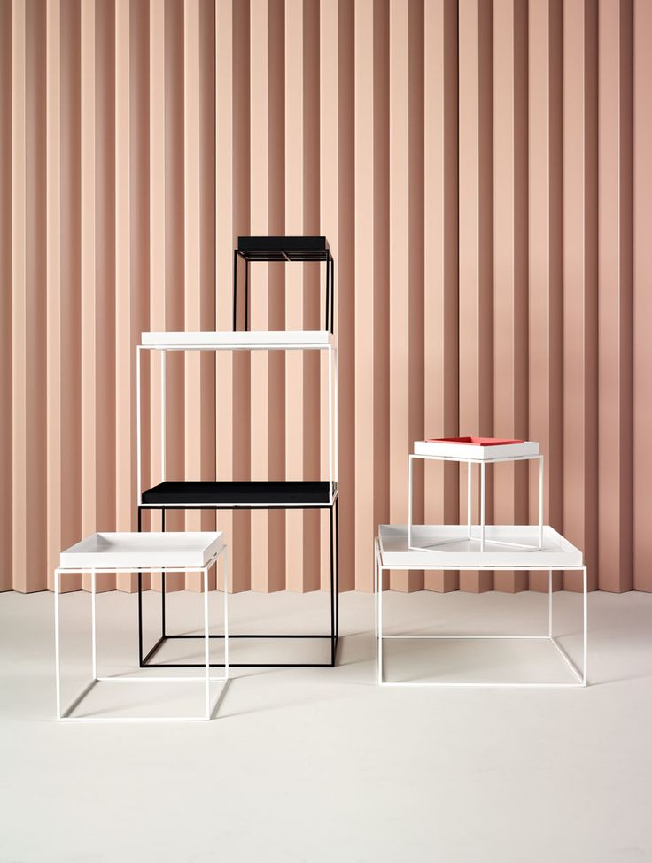 The Minimalist   The Minimalist Store / Hay Tray Table Medium 40 X 40 Cm /  Hay Design Australia
