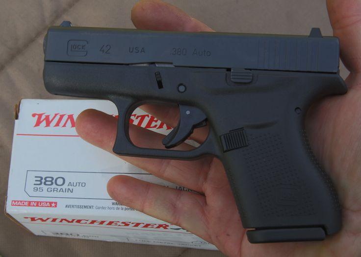 Glock 42 Single-Stack .380 Micro-Pistol – New Gun Review – SHOT Show 2014 Preview