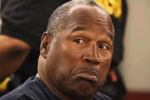 FORMER NFL PLAYER, OJ SIMPSON RELEASED AFTER 9 YEARS IN PRISON
