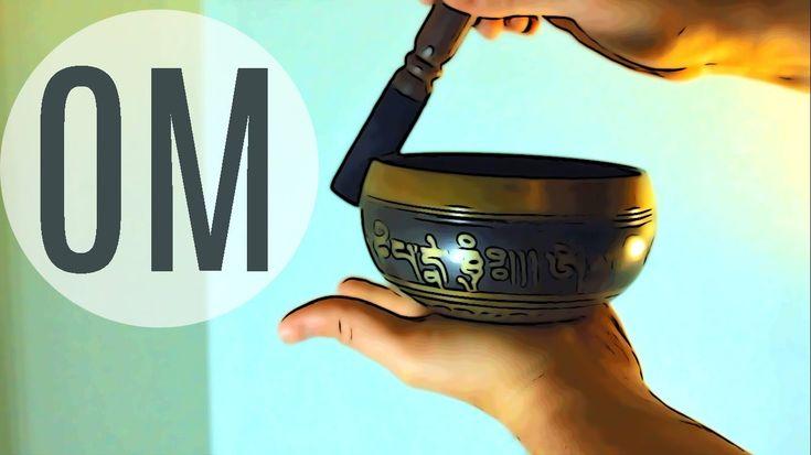 Tibetan Singing Bowl Sounds - OM