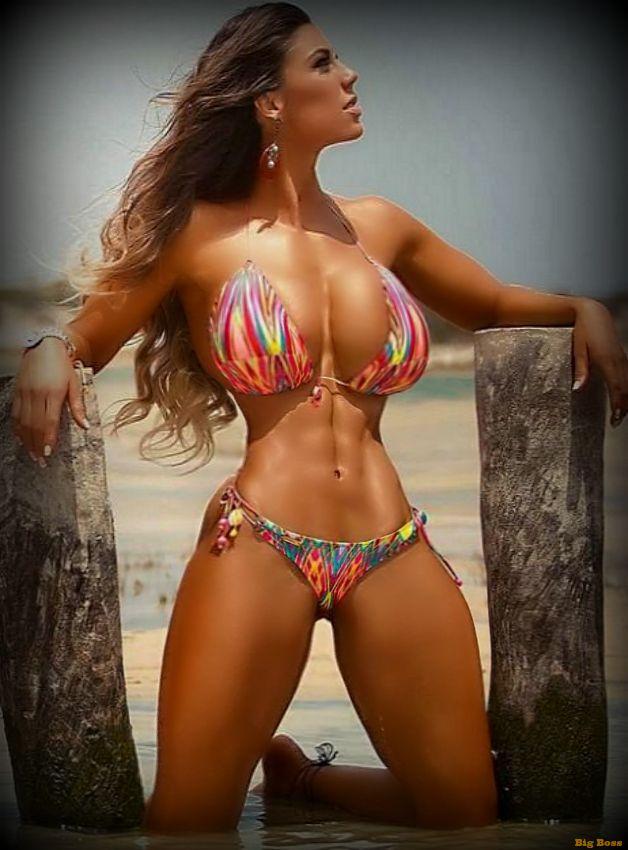 Bikini Fitness Babe 52