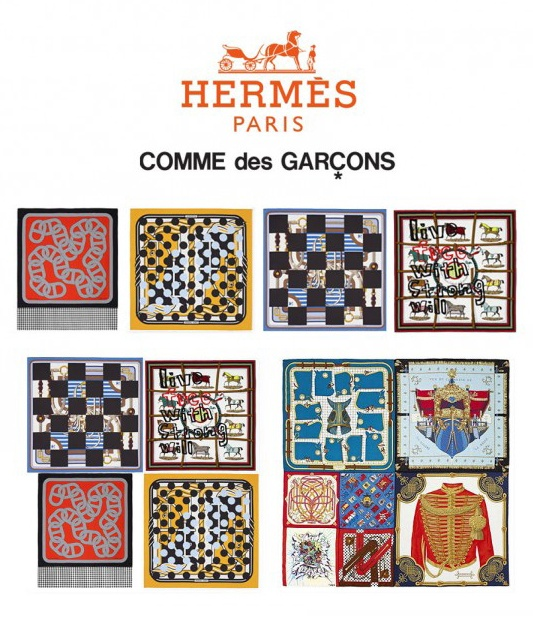 hermes and comme des garcons - Google Search