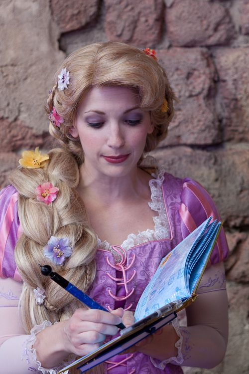 A list of where to find Characters at Walt Disney World!