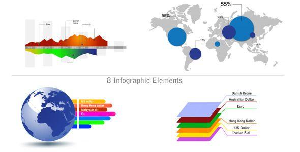 Infographics Elements. vol 2