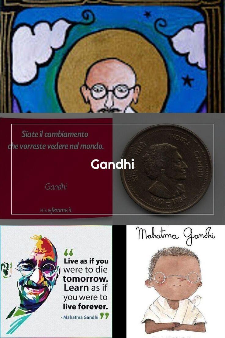 Ghim Trên Gandhi