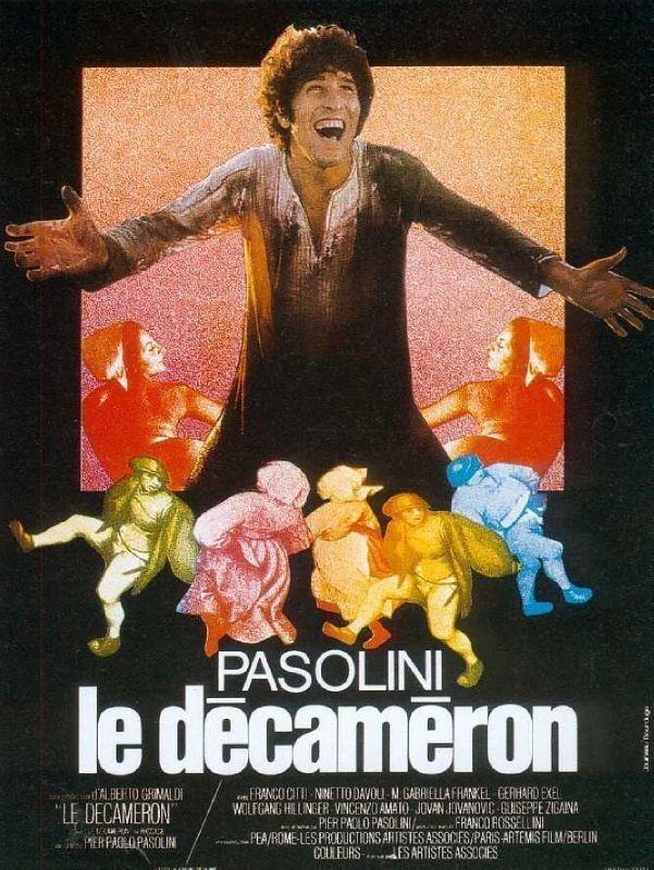 O Decameron (Il Decameron), 1971.