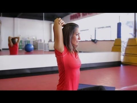 Advanced Arm Stretches : Pilates, Stretching & Abs
