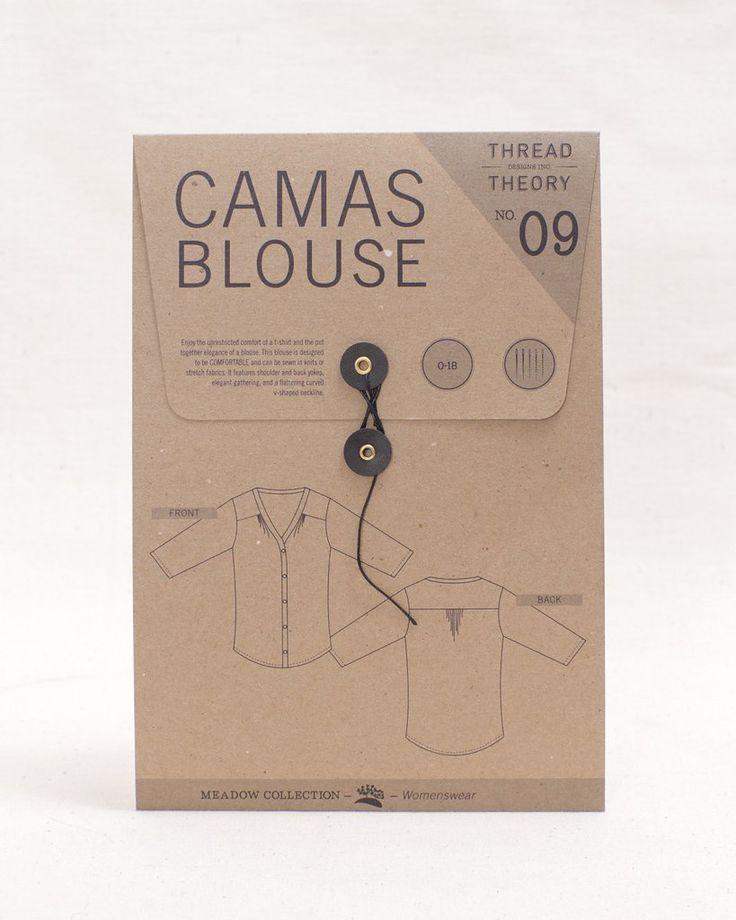 Camas Blouse