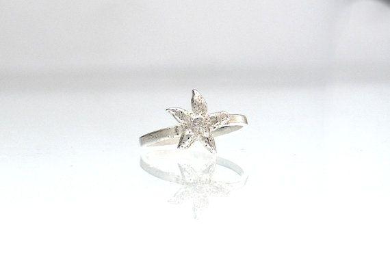 Starfish Ring  Sea Star Ring  Boho Starfish Ring by profoundgarden