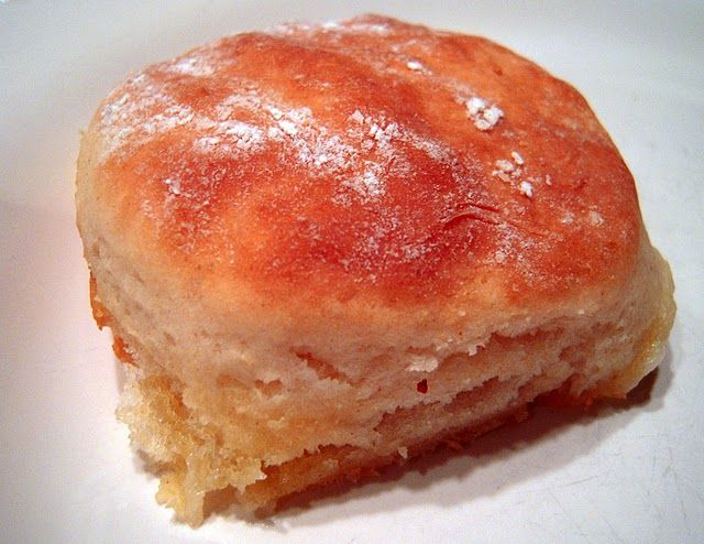 7up Biscuits! (a.k.a. Popeye's Biscuits) Light and fluffy. They only have three ingredients - quick and easy