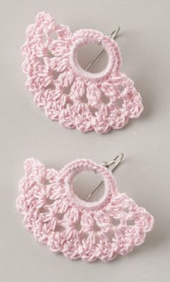Everyday Life at Leisure: Free Crochet & Craft Jewelry Patterns
