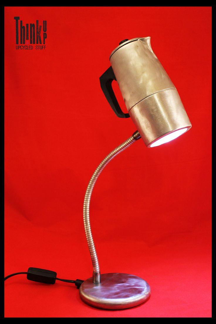 Lampada moka con braccio regolabile Think Up