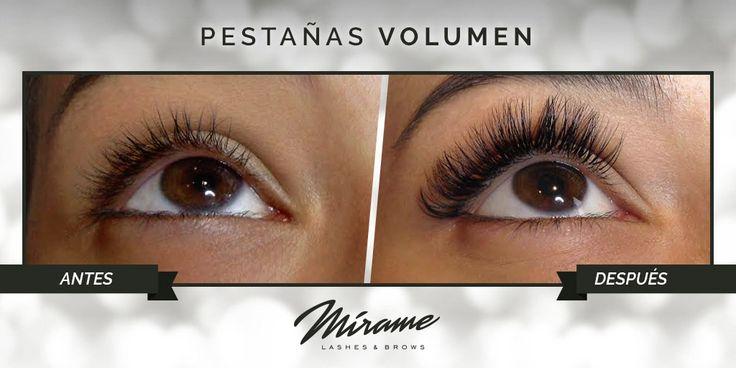 Si lo que buscas es una #mirada para un look más exagerado, en Mírame Lashes & Brows la tenemos 💃  miramexxl.com