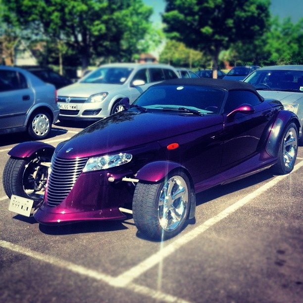 93 Best Chrysler/Plymouth Prowler Images On Pinterest