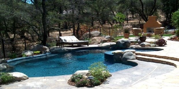 Swimming Pool Designs for Small Yards