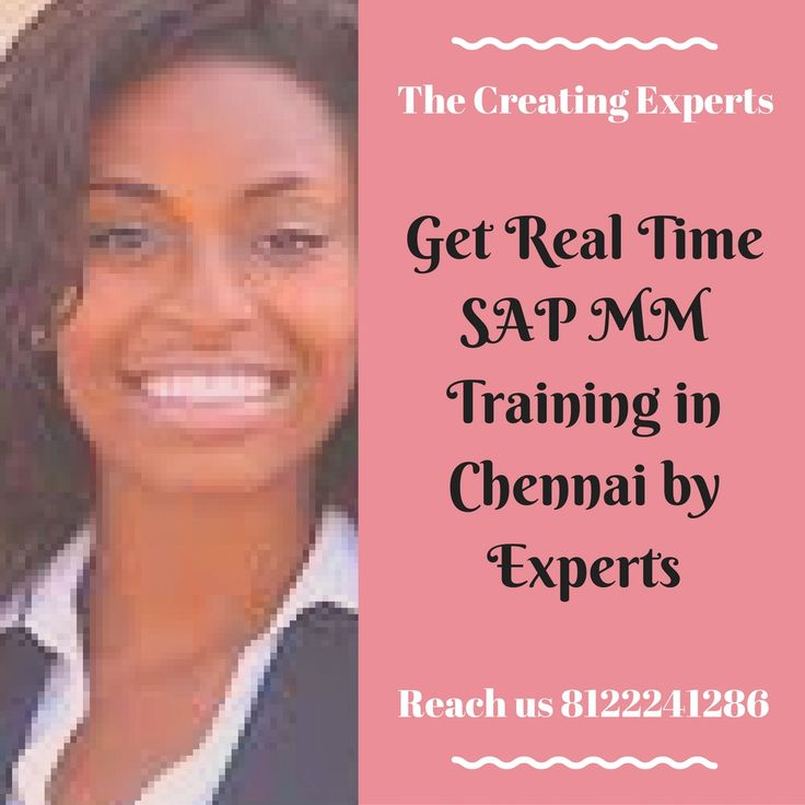 Real Time #SAP #MM Training #Institute in #Chennai Contact us:8122241286 http://bit.ly/1TamQBK