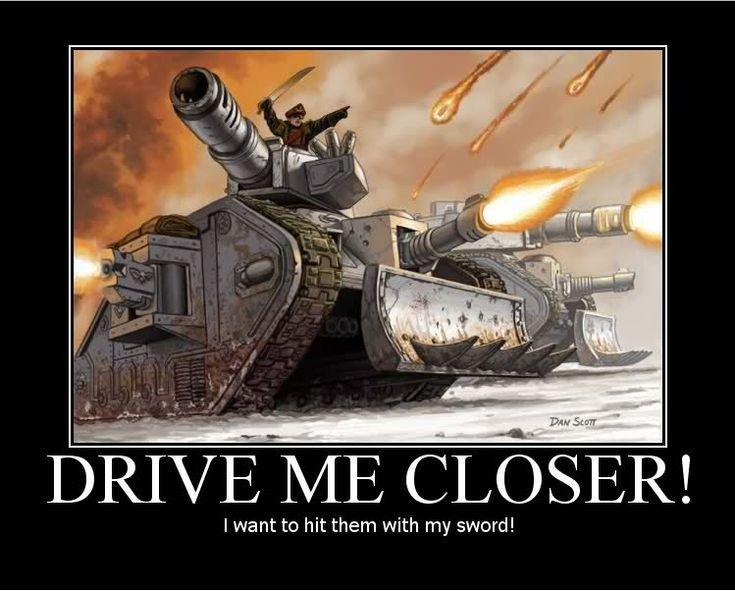 Warhammer 40K funny
