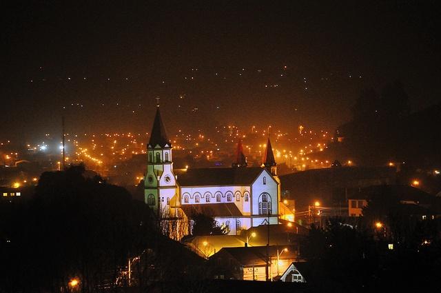 Iglesia del Sagrado Corazón - Puerto Varas (Chile)-photographer Noelegroj ~ flickr