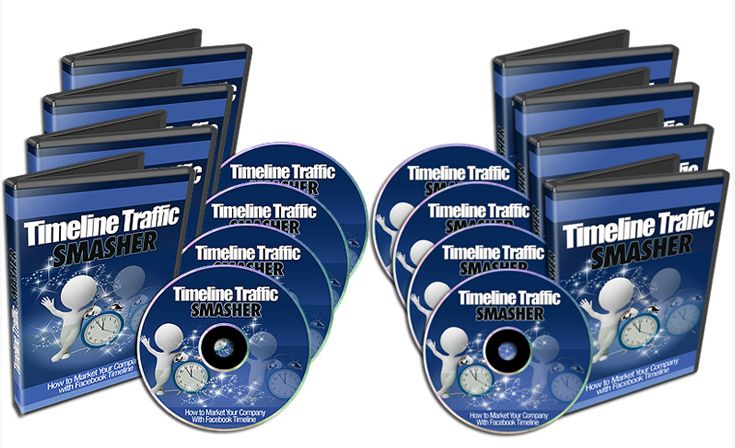 Timeline Traffic Smasher -   Finally, Discover How To Brand Your Business Effectively by Creating Your Own Facebook Timeline The Right Way...and Get the Traffic That You Deserve...Starting Today!