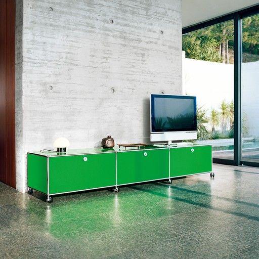 Les 25 meilleures images du tableau un bureau la maison for Meuble tv usm