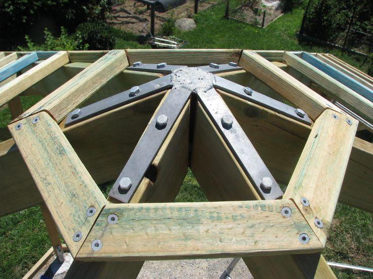 Bracket For A Gazebo Roof Buy Online Gazebo Rafter
