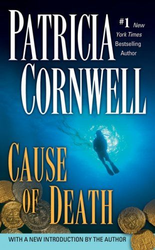 Patricia Cornwell - Cause of Death
